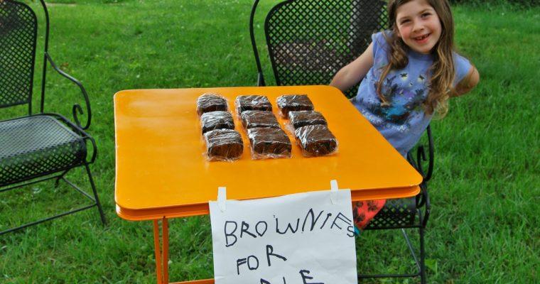 Bake Sale for Children's Eternal Rainforest