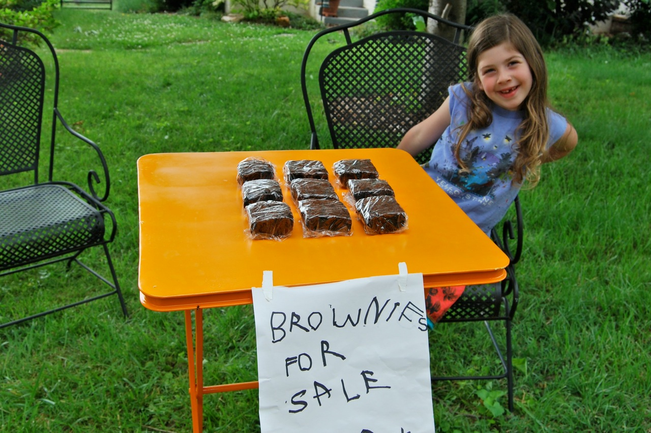 Bake Sale for Children's Eternal Rainforest
